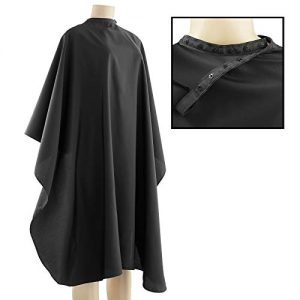 Salon Sundry Professional Hair Salon Nylon Cape with Snap Closure