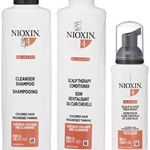 Nioxin Hair Care Kit System 4 for Color Treated Hair