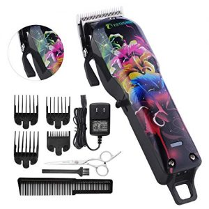 Pro Cordless Rechargeable Hair Clippers for men Kids Baby