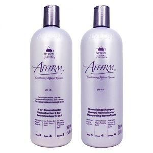 Avlon Affirm 5 In 1 Reconstructor 32oz + Normalizing Shampoo