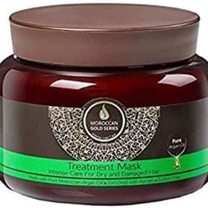 Moroccan Gold Series Treatment Mask (for dry & damaged hair)