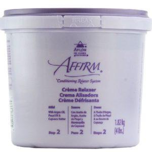Avlon Affirm Creme Relaxer - 4 lb - Control : Mild