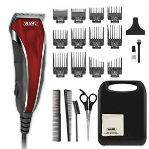 Wahl Clipper Compact Multi-Purpose Haircut, Beard, & Body Grooming hair Clipper & Trimmer with extreme Power & Easy Clean Blades - model 79607