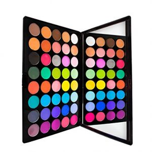 Eye Shadow Palette by Sacha Cosmetics, Best Professional Highly Pigmented
