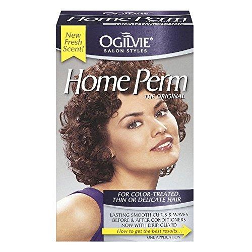 Ogilvie Home Perm For Color Treated Hair