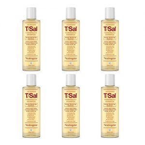 Neutrogena T/Sal Therapeutic Shampoo for Scalp Build-Up Control