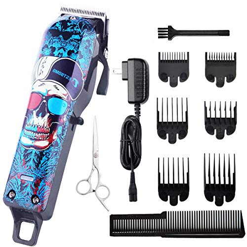 Cosyonall Pro Cordless Rechargeable Hair Clippers for Men