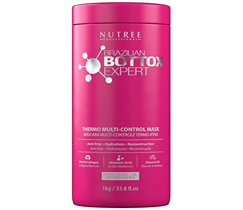 Brazilian Hair Bottox Expert Thermal Mask 33.8 fl.oz