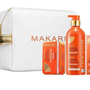 Makari Extreme Carrot & Argan Oil Skin Lightening, Brightening