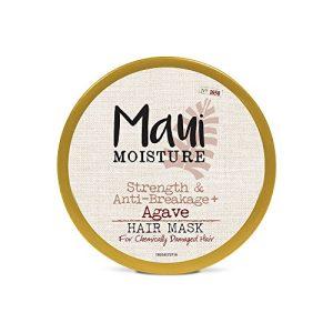 Maui Moisture Strength & Anti-Breakage + Agave Nectar Hair Mask