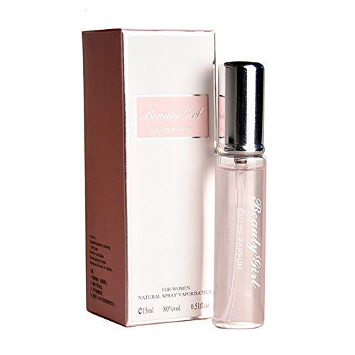 Flirt Perfume for Women, Body Spray Oil with Pheromones