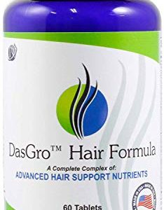 DasGro Hair Growth Vitamins, Biotin & DHT Blocker