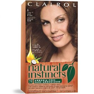 Clairol Natural Instincts Semi-Permanent Hair Color Kit