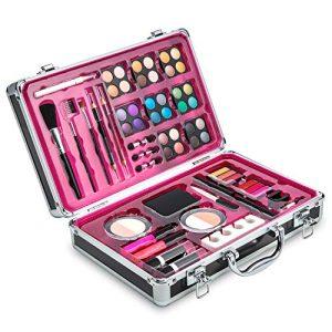 Vokai Makeup Kit Set - 32 Eye Shadows 6 Lip Glosses 2 Lip Gloss