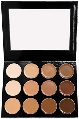 Mehron Makeup Celebre Pro-HD Cream Contour & Highlight Palette