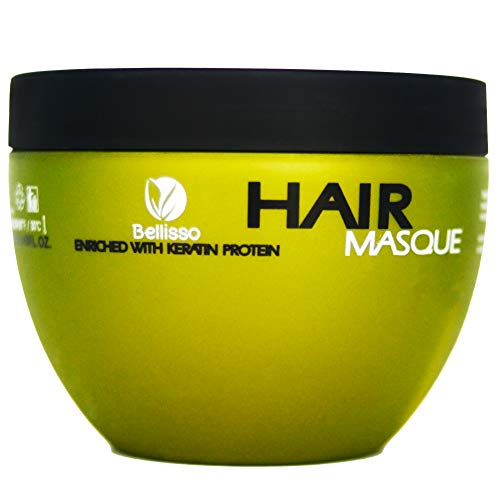 Bellisso Moroccan Argan Oil Hair Mask Deep Conditioner Sulfate Free