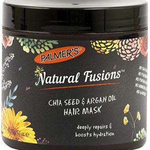 Palmer's Natural Fusions Chia Seed & Argan Oil Hair Mask