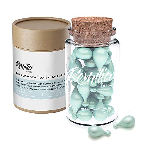 Remilia Keratin Hair Treatment | No Sulfate Serum With Vitamin B5 & Amino Acids