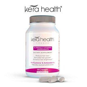 Kerahealth Hair Loss Thinning Vitamin Supplement Treatment Pills For Women