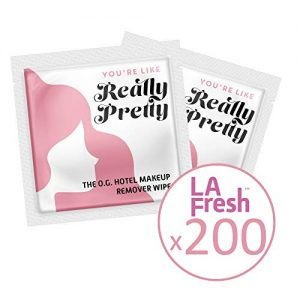 La Fresh Travel Lite Makeup Remover Cleansing Travel Wipes