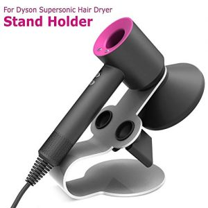 Premium Stand Holder for Dyson Hairdryer, Sensico Magnetic Aluminum