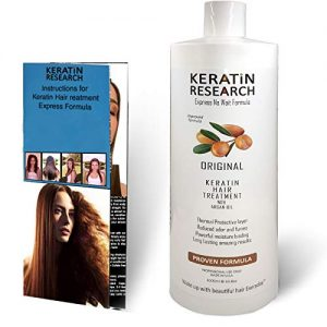Brazilian Keratin Hair Blowout Treatment 1000ml Professional Complex Formula