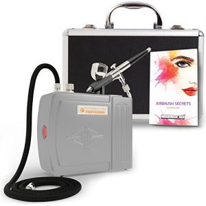 The Complete Airbrush Makeup, Cosmetic and Tattoo Professional Spray