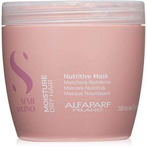 Alfaparf Milano Semi Di Lino Moisture Nutritive Mask for Dry Hair