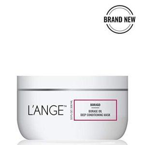 L'ange Hair BORAGO Oil Hair Mask - Keratin Repair Treatment