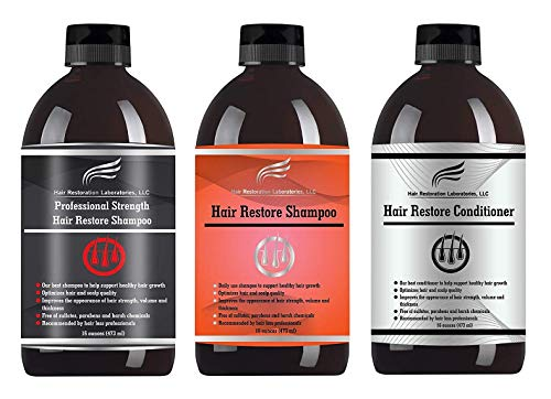 Hair Restoration Laboratories - Hair Restore DHT Blocking Shampoo