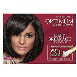 DDI Optimum Care Salon Collection No-Lye Relaxer-Super