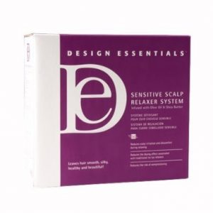 Design Essentials Sensitive Scalp Relaxer System Kit