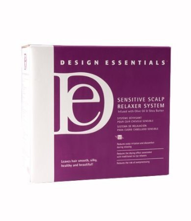 Design Essentials Sensitive Scalp Relaxer System Kit
