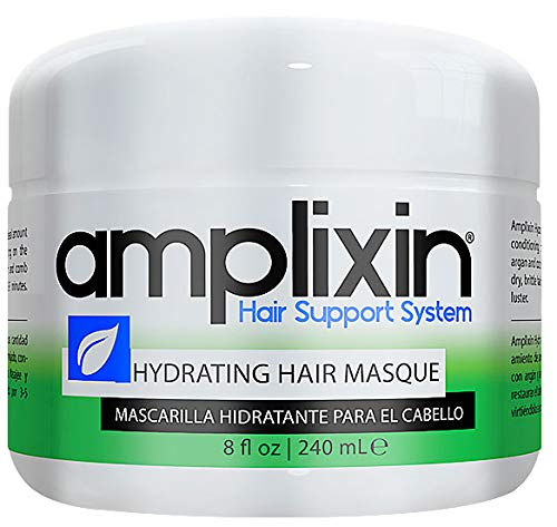 Amplixin Hydrating Hair Mask - Deep Conditioner Hair Treatment