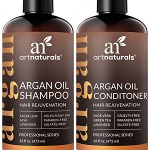 ArtNaturals Argan Hair Growth Shampoo & Conditioner Set