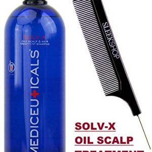 Therapro MEDIceuticals SOLV-X Oily Scalp & Hair TREATMENT SHAMPOO