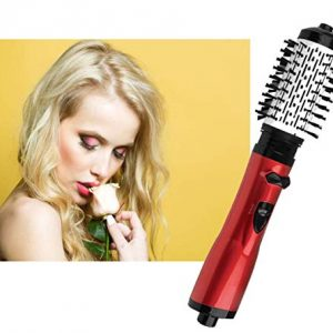 2 in 1 Constant Temperature Hot Air Comb Automatic Curling Comb