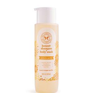The Honest Company Perfectly Gentle Sweet Orange Vanilla Shampoo + Body Wash