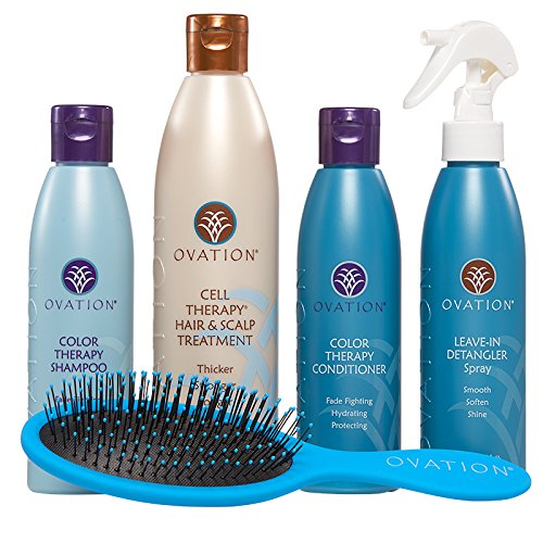 Ovation Healthy Hair Starter Kit with Cell Therapy - Get Stronger