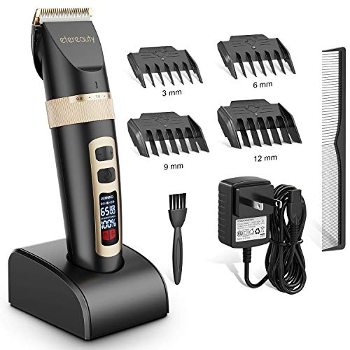 ETEREAUTY Hair Clippers for Men, Cordless Hair Trimmer