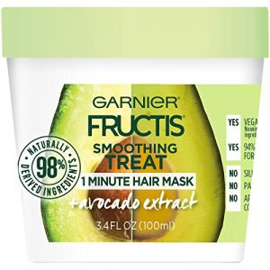 Garnier Fructis Smoothing Treat 1 Minute Hair Mask