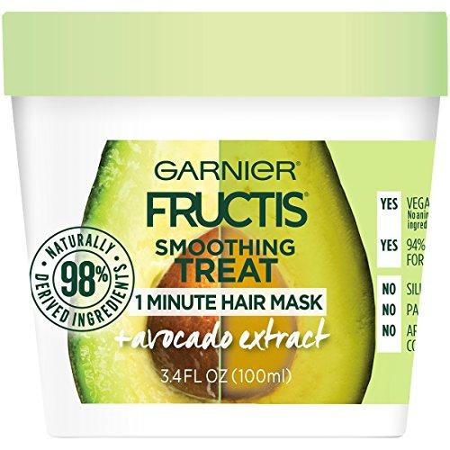 Garnier Fructis Smoothing Treat 1 Minute Hair Mask