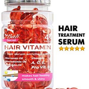 Hair Treatment Serum by Bali Secret - 2019 Improved Formula