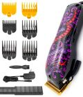 HONGNAL Professional Pro Hair Clippers Cutting Kit,2000mA Powerful Electric