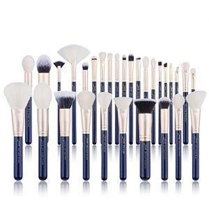 Jessup New 2018 Brush Set Make up Brushes Powder Brush Face Lip Make-up