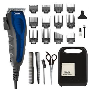 Wahl Clipper Self-Cut Personal Haircutting Kit - Compact Size for Clipping
