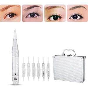 Permanent Makeup Tattoo Machine, Multifunction Digital Microblading Pen
