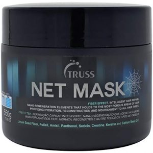 TRUSS Net Mask - Intensive Repair Mask for Curly Hair & All Other Hair Types