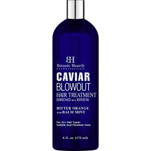 BOTANIC HEARTH Caviar Corrective Blowout Hair Treatment