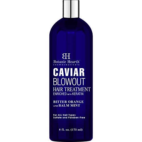 BOTANIC HEARTH Caviar Corrective Blowout Hair Treatment